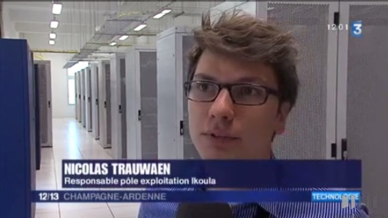 reportage ikoula france 3