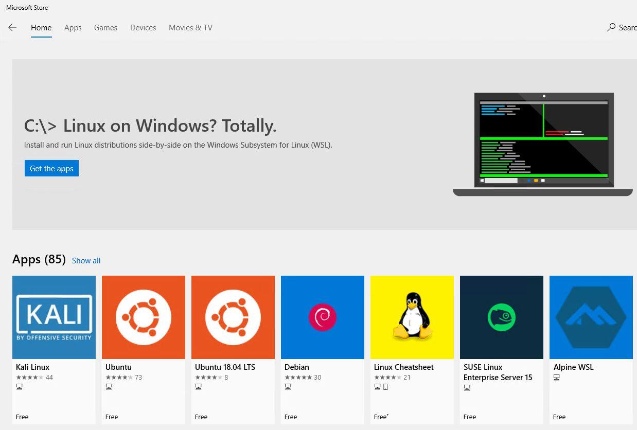 Windows Terminal Preview, WSL 2 et si on intégrait tout ça ensemble