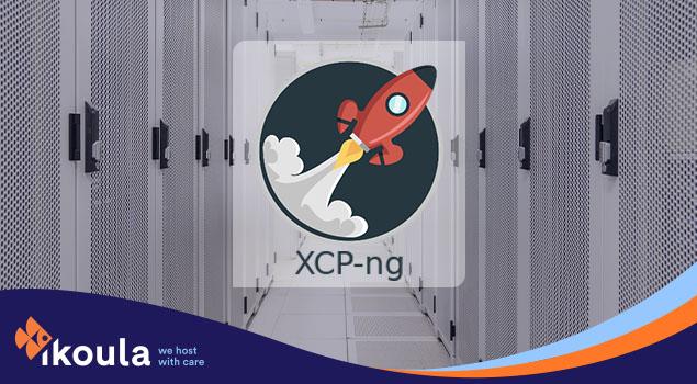 Partenariat_XCP-ng et IKOULA